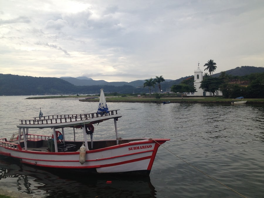 Paraty: colonial port city - Brazilie.rocks